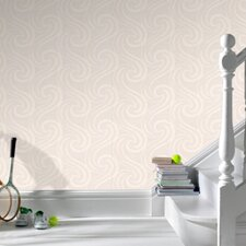 Paintable Mistral Geometric Wallpaper