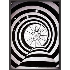 Guggenheim Spirals Photographic Print on Canvas