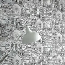 Londinium Motif Wallpaper