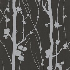 <strong>Graham & Brown</strong> Superfresco Solitude Floral Botanical Embossed Foiled Wallpaper