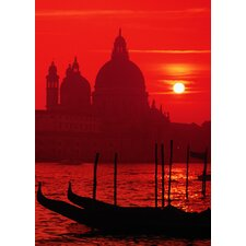 Venice Sunset Canvas