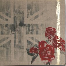 Union Rose Canvas