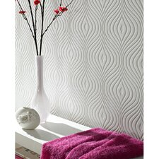 Feature Wall Paintable Wallpaper