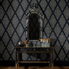 Fabulous Jewel Geometric Wallpaper
