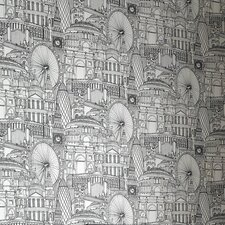 <strong>Graham & Brown</strong> Londinium Motif Wallpaper