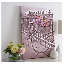 <strong>Graham & Brown</strong> Bicycle Canvas Wall Art