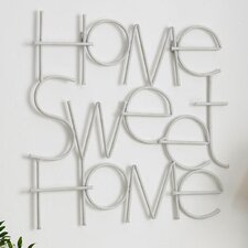 Sweet Home Metal Art