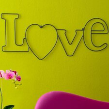 Love Art Wall Décor