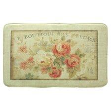 Standsoft Parisian Flower Vintage Mat