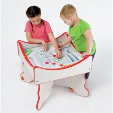 Kids Peas and Carrots Play Table