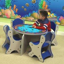 Seascape Kids Side Table