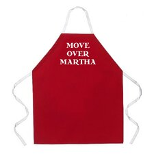 <strong>Attitude Aprons by L.A. Imprints</strong> Move Over Martha Apron