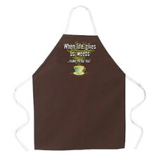 Herbal Tea Apron