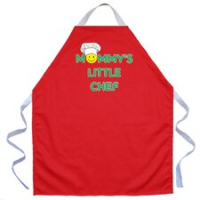 Little Chef Apron in Red