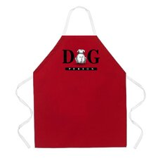 <strong>Attitude Aprons by L.A. Imprints</strong> Dog Person Apron in Red