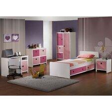 "Kinderzimmer ""Cubo"" in Rosa"