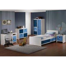 """Kinderzimmer """"Cubo"""" in Blau"""