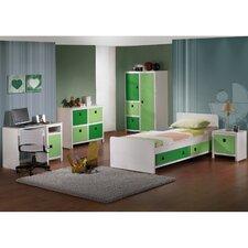 "Kinderzimmer ""Cubo"" in Grün"