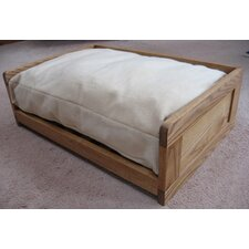 <strong>Classic Pet Beds</strong> Solid Wood Designer Dog Chair