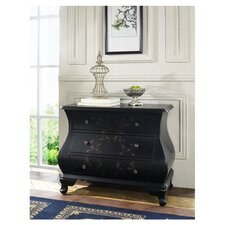 <strong>Pulaski Furniture</strong> Artistic Expression Hand Painted 3 Drawer Accent Chest