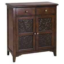 Timeless Classics 2 Drawer Accent Cabinet