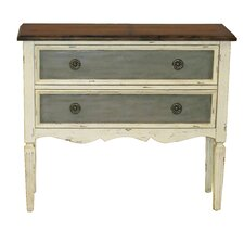 2 Drawer Hall Chest