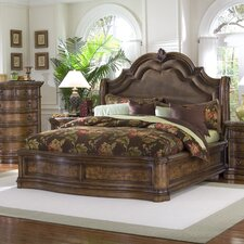 <strong>Pulaski Furniture</strong> San Mateo Panel Bed