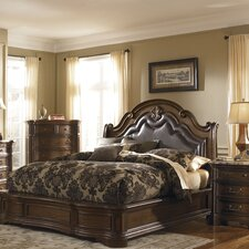 Courtland Panel Bed