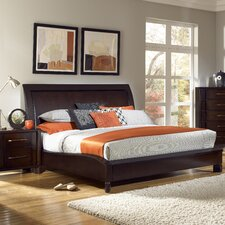 Amaretto Panel Bed