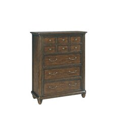 Saddle Ridge 5 Drawer Chest