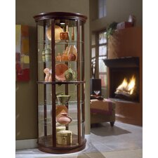 <strong>Pulaski Furniture</strong> Keepsakes Preference Curio Cabinet