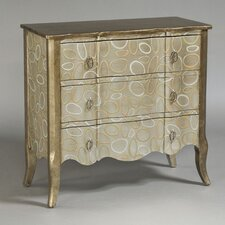 <strong>Pulaski Furniture</strong> 3 Drawer Accent Chest