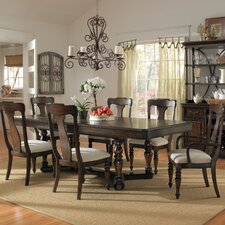Saddle Ridge 7 Piece Dining Set