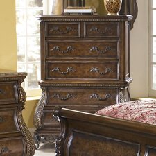 <strong>Pulaski Furniture</strong> Birkhaven 5 Drawer Chest