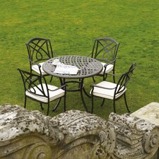 Naunton Manor Round 4 Seater Dining Set