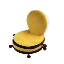 Critter Cushion Bee Kids Chair