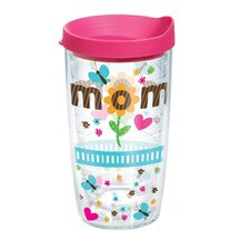 Mom 16 oz. Wrap Insulated Tumbler (Set of 4)