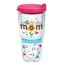 Mom 24 oz. Wrap Insulated Tumbler (Set of 2)