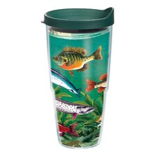 Multi Fish 24 oz. Wrap Insulated Tumbler (Set of 2)