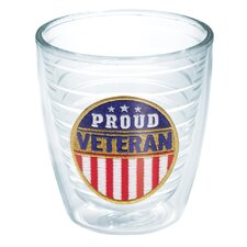 Veteran 12 oz. Insulated Tumbler (Set of 4)