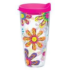 Flip Flop 24 oz. Wrap Insulated Tumbler (Set of 2)