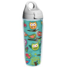 Owl Wrap Water Bottle