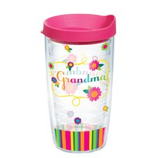 Grandma 16 oz. Wrap Insulated Tumbler (Set of 2)