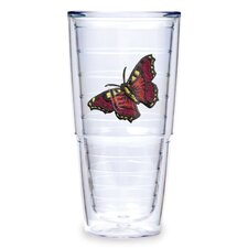Butterfly Mar 24 oz. Insulated Tumbler (Set of 2)