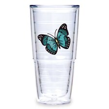 <strong>Tervis Tumbler</strong> Butterfly 24oz. Green Tumbler (Set of 2)