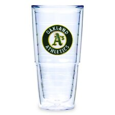 Major League Baseball 24 oz. Insulated Tumbler (Set of 2)