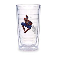 Marvel Spiderman 16 Oz Insulated Tumbler (Set of 2)