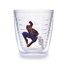 Marvel Spiderman 12 Oz Insulated Tumbler (Set of 4)