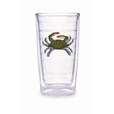 Blue Crab 16 oz. Tumbler (Set of 4)