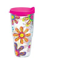 24 Oz. Wrap Flip Flop Tumbler (Set of 2)
